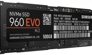 Samsung 960 EVO NVMe MZ-V6E500BW ( 500 GB ; M.2 ; PCI-E )
