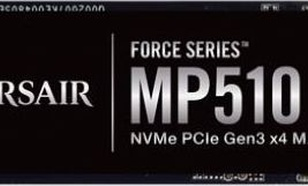 Corsair MP510 480GB PCIe x4 NVMe (CSSD-F480GBMP510)