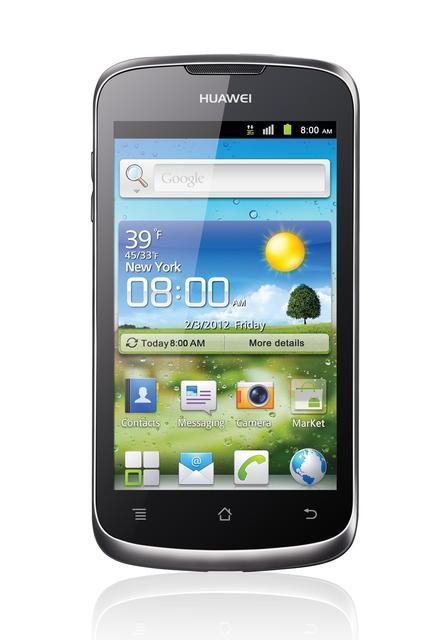 Ogólnoświatowa premiera HUAWEI Ascend G300 w Vodafone