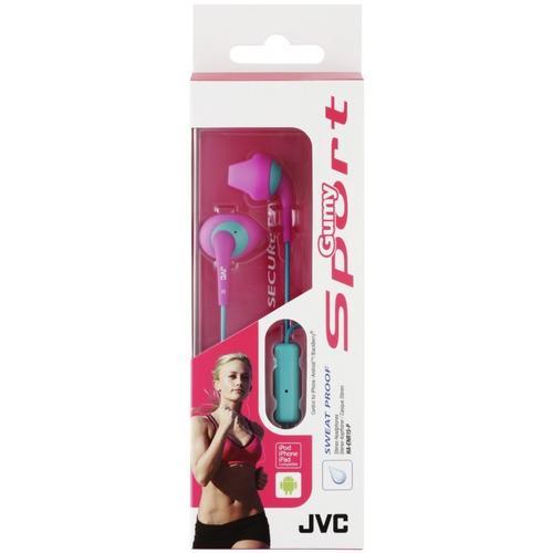 JVC HA-ENR15 Różowe