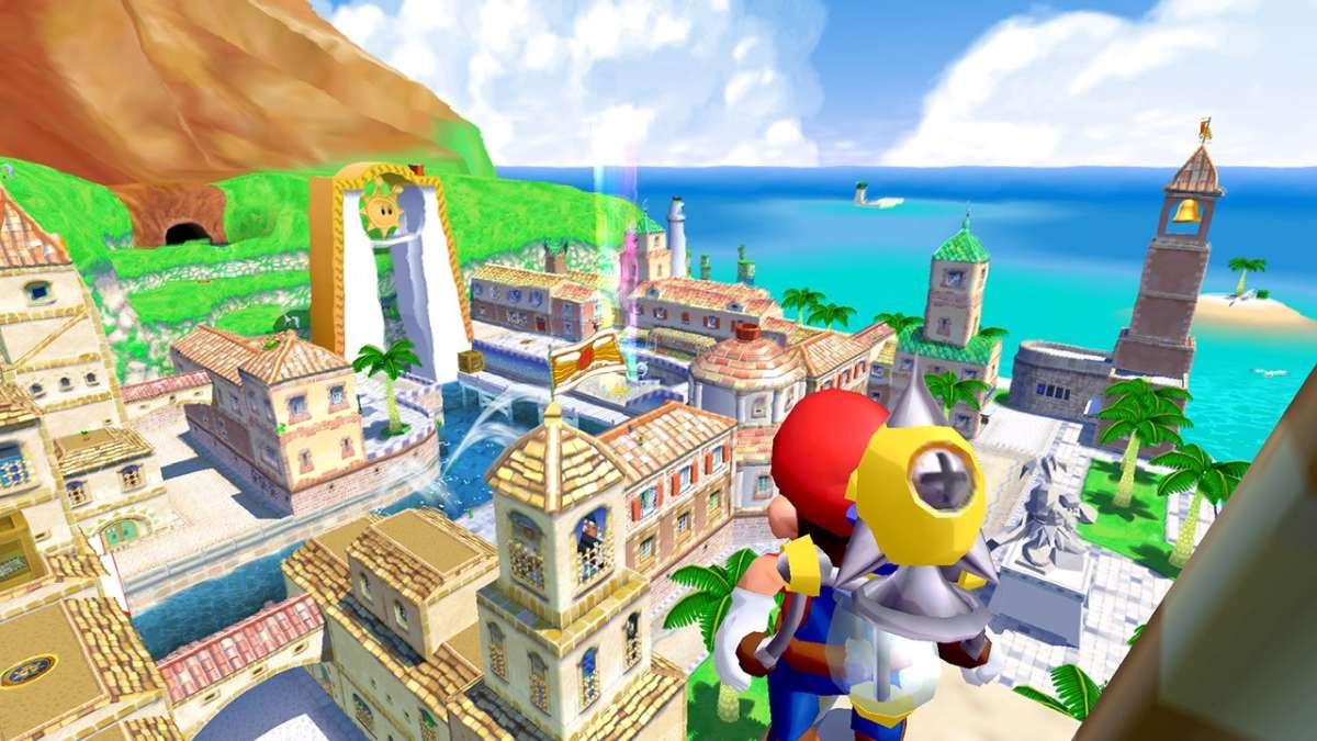Super Mario 3D All-Stars - Mario udany prezent na święta!