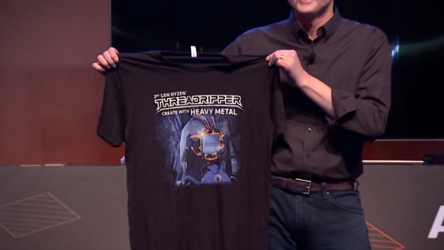 AMD Threadripper T-Shirt