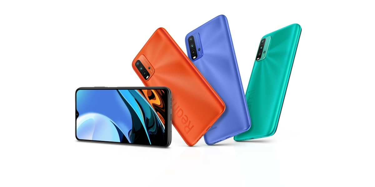 Redmi Note 9T zaoferuje żywe kolory