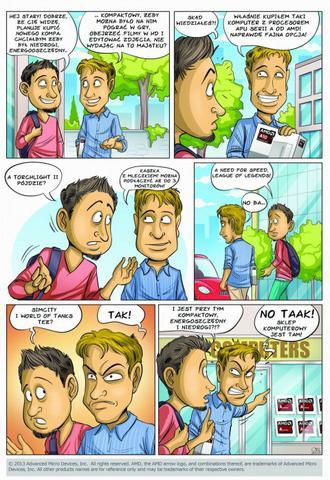 AMD komiks 2