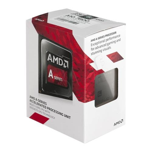 AMD APU A10 7800 3500MHz FM2+ Box