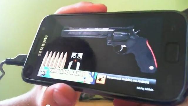 Guns - ciekawa aplikacja na Androida