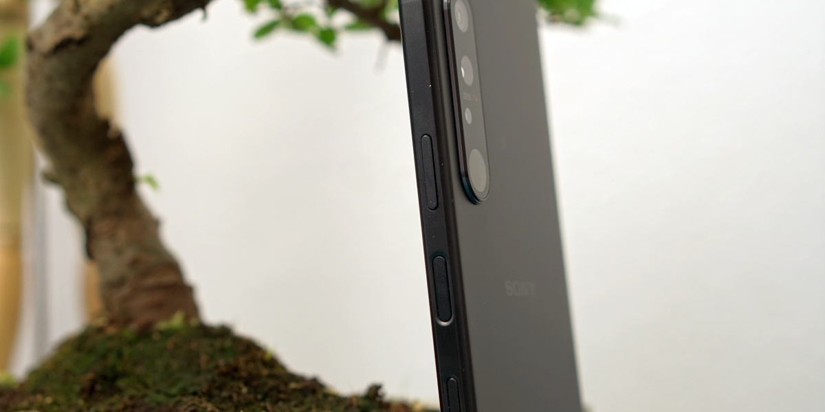 Zatrzęsienie przycisków w Sony Xperii 1 III