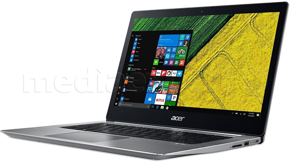 Ultrabook ACER Swift 3 (NX.GQGEP.007) i3-8130U 4GB 256 SSD W10
