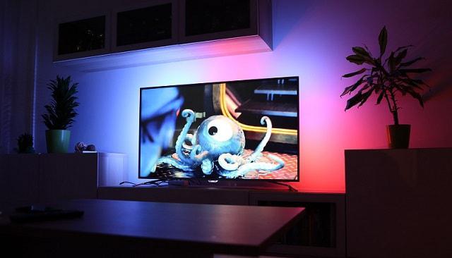 telewizor 4K z Androidem