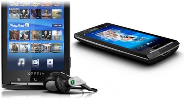 Prezentacja Sony Ericsson XPERIA X10