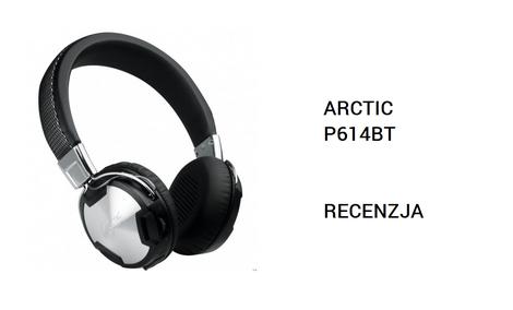 Arctic P614BT - Konkretne Słuchawki Bezprzewodowe