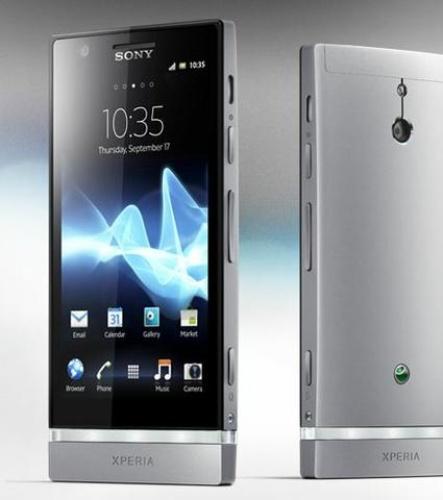 Sony Ericsson Xperia P