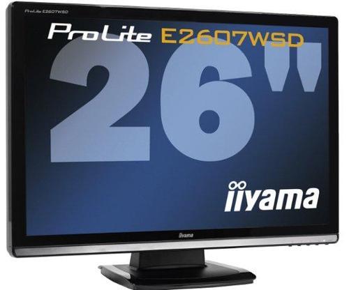 Iiyama ProLite E2607WSD