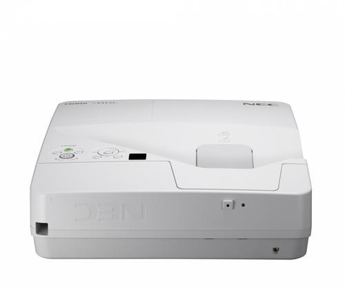 NEC PJ UM361X LCD, XGA 3600AL ultra short throw