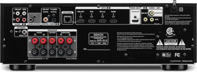 Denon AVR-1513