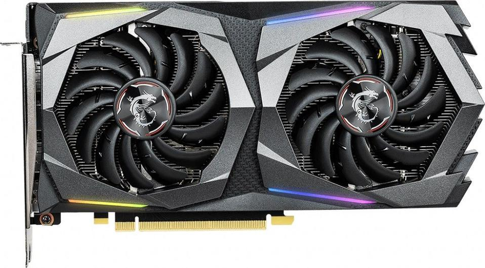 MSI GeForce GTX 1660 Ti GAM ING X 6GB GDDR6 (GeForce GTX 1660 Ti