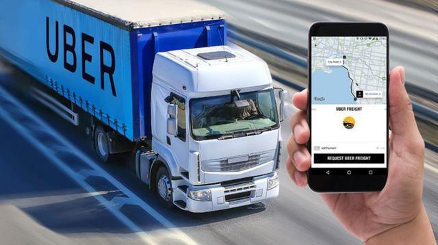 Uber testuje autonomiczne ciężarówki