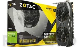 Zotac GeForce Cuda GTX 1070 8GB DDR5 256bit