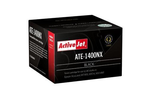 ActiveJet ATE-1400NX czarny toner do drukarki laserowej Epson (zamiennik C13S050651) Supreme