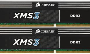 Corsair DDR3 CLASSIC 8GB/1600 (2*4GB) CL9-9-9-24