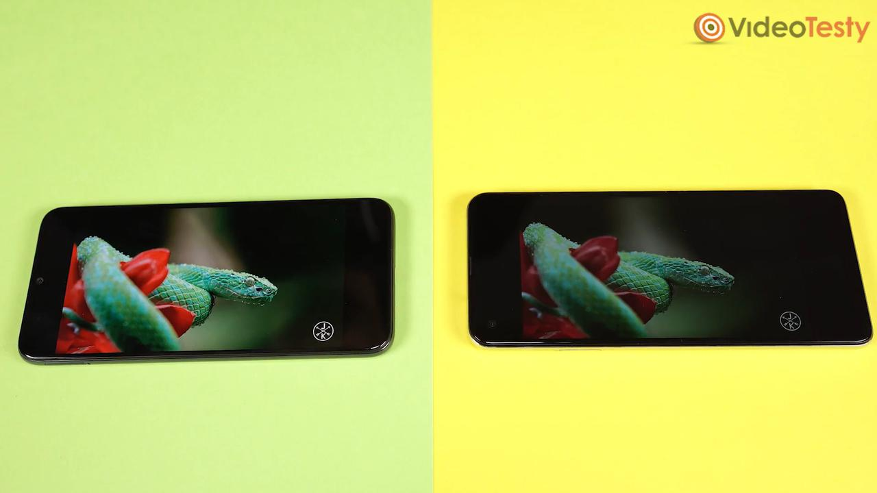 Ekran Xiaomi jest żywszy, ale Motorola zachowuje bardziej naturalne barwy