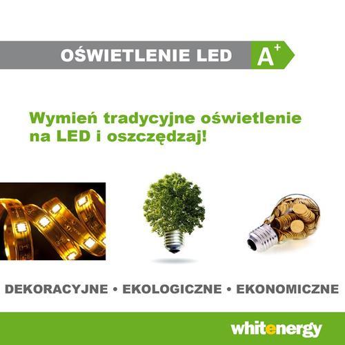 Whitenergy Zasilacz sieciowy do pasków LED 72W | 12V DC | 6A | wewnętrzny