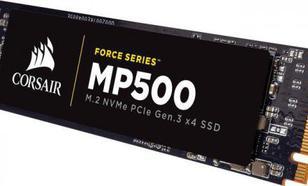 Corsair SSD 250GB MP500 Series 3000/2400 MB/s PCIe