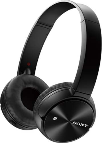 Sony ZX330BT, czarne (MDR-ZX330BT)