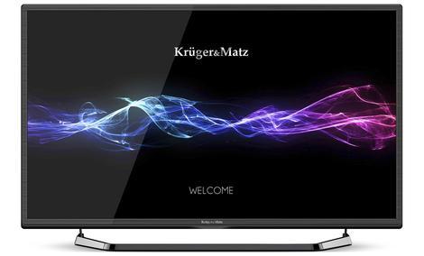 Kruger&Matz szturmuje rynek telewizorów