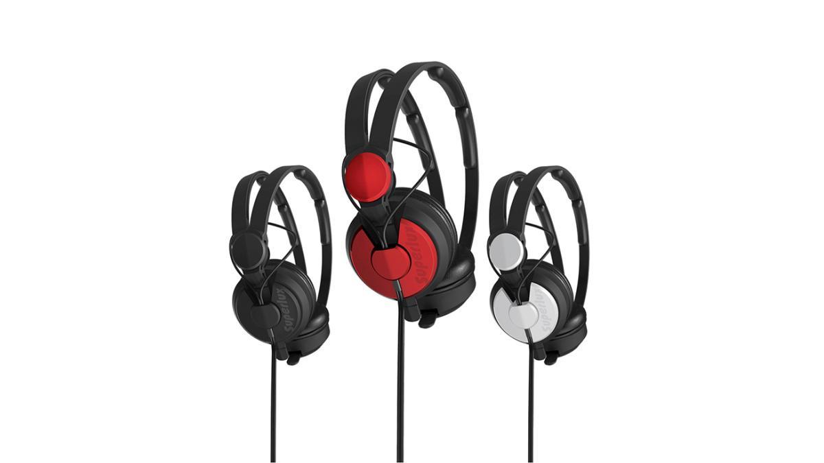 Superlux HD562 brzmią dobrze w niskich i wysokich partiach