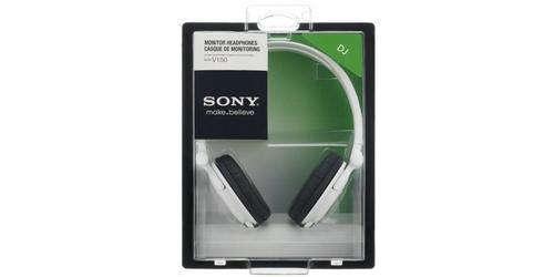 Sony Słuchawki nauszne MDR-V150 White