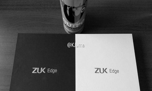Niebawem Poznamy Tajemniczego Smartfona ZUK Edge!