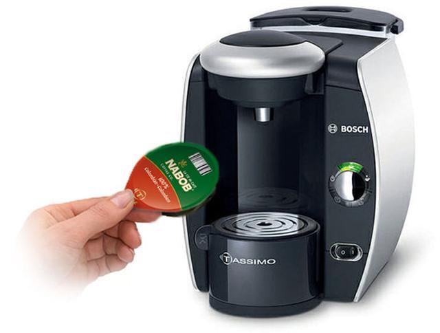 Popularne ekspresy do kawy Bosch Tassimo