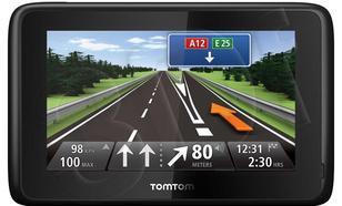 TOMTOM GO 1000 IQ Routes 45 (2 lata update)