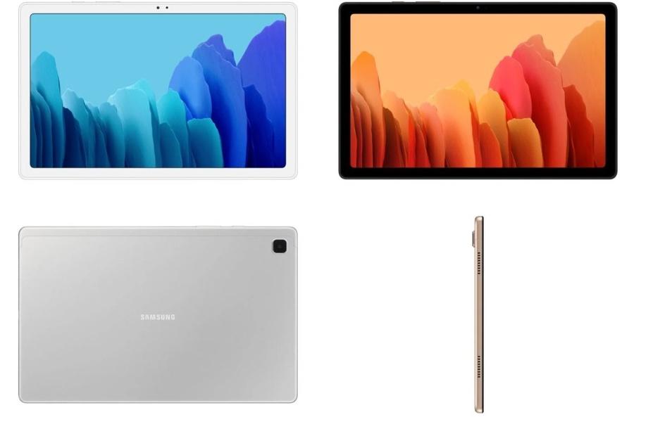 Samsung Galaxy Tab A7 celuje w niższy budżet niż seria S7
