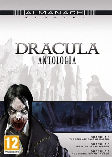 Techland Almanach Klasyki: Dracula Antologia PC ENG