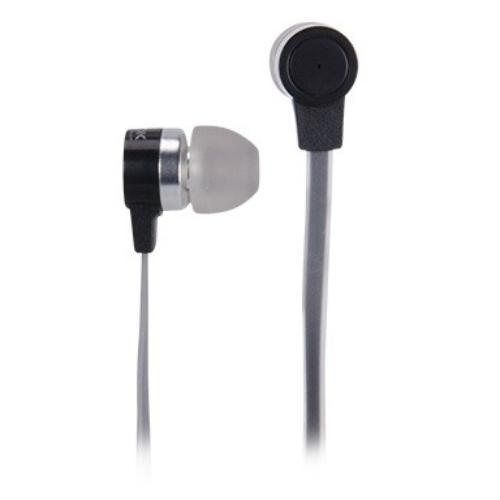 TDK Słuchawki z mikrofonem douszne SP400 czarne