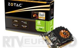 Zotac GeForce GT 730 2 GB DDR3 128bit