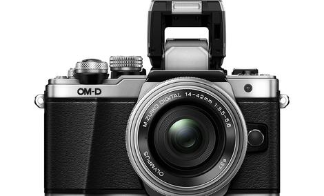 Olympus OM-D E-M10 Mark II  - w retro mu do twarzy