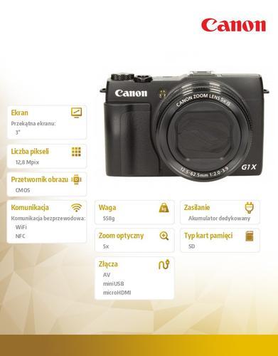 Canon Powershot G1X MkI I WIFI NFC 9167B011AA