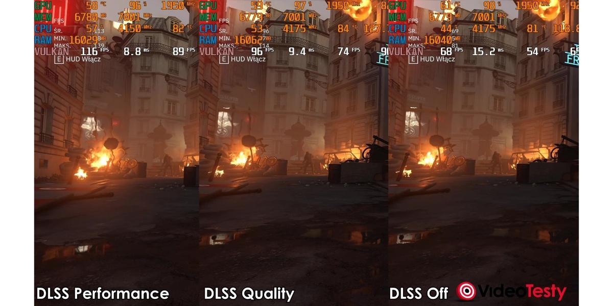 DLSS 2.0 - Wolfenstein Yougblood