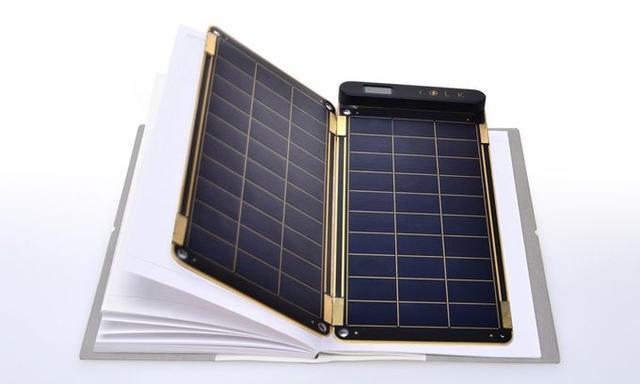 Solar Paper - Bateria Słoneczna Zawsze Przy Tobie