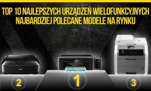TOP 10 Najlepszych Urządzeń Wielofunkcyjnych – Najbardziej Polecane Modele na Rynku!