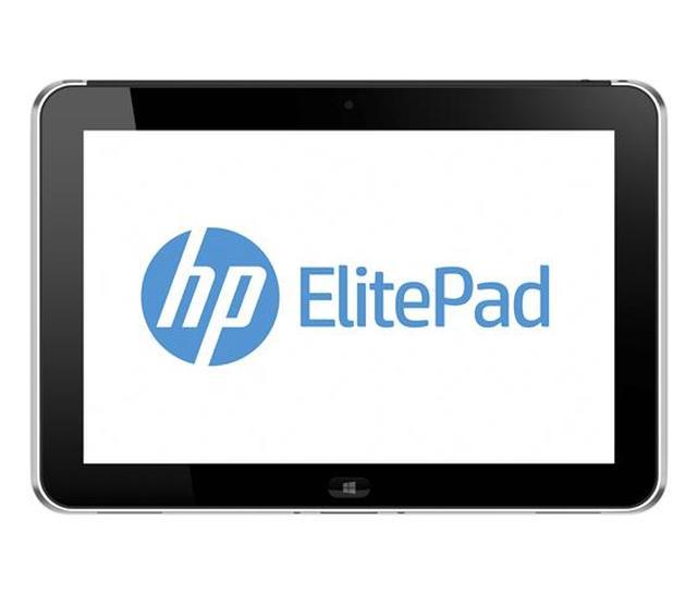 Elitarny tablet HP
