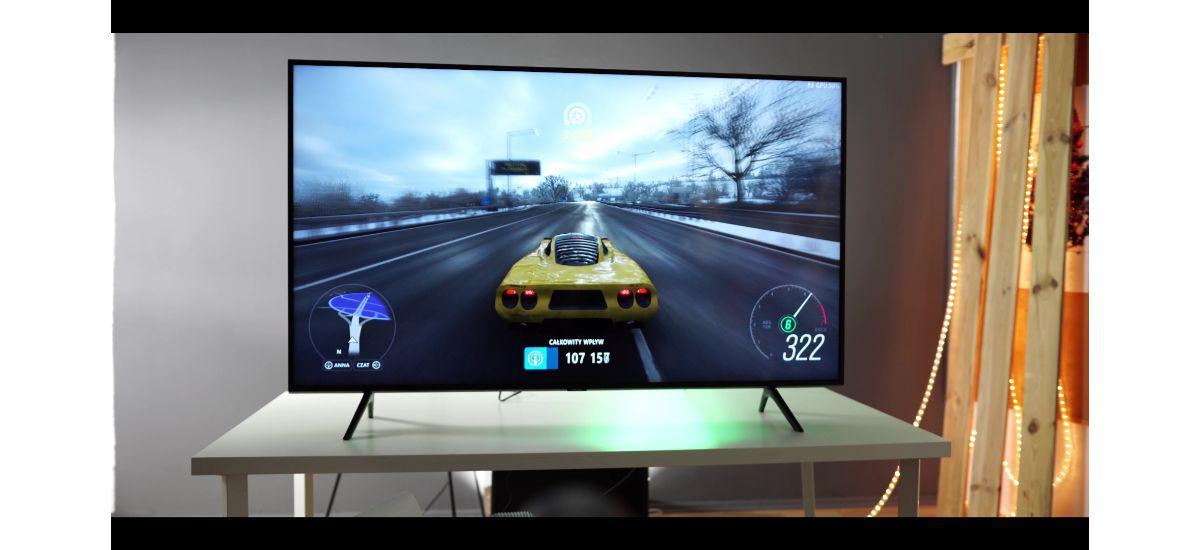 Telewizor do gier - Samsung Q60R