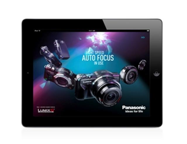 Panasonic udostępnia nową aplikację przedstawiającą świat aparatów cyfrowych LUMIX z serii G
