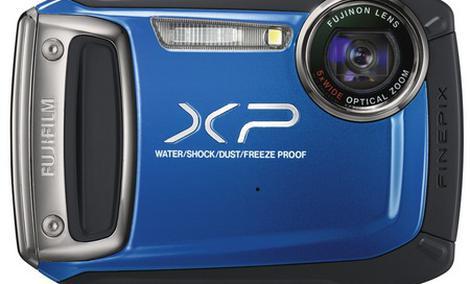 Fuji FinePix XP100 - wytrzymały, kompaktowy aparat fotograficzny