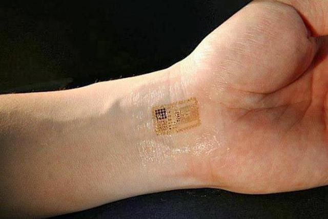 Technologiczne tatuaże cyfrowe