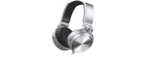 Sony SŁUCHAWKI extra bass MDR-XB910S silver