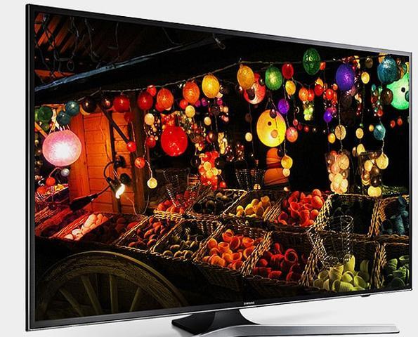 smukły i duży (55') TV od Samsunga
